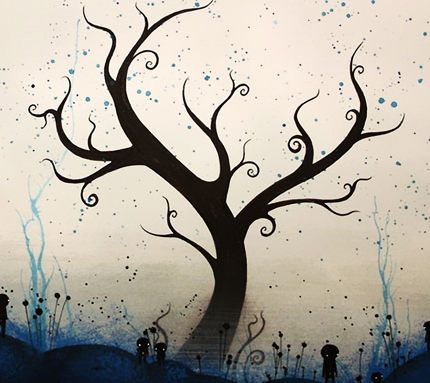 Awesome Tree Drawing Artwork Tree Drawing Tree Artwork