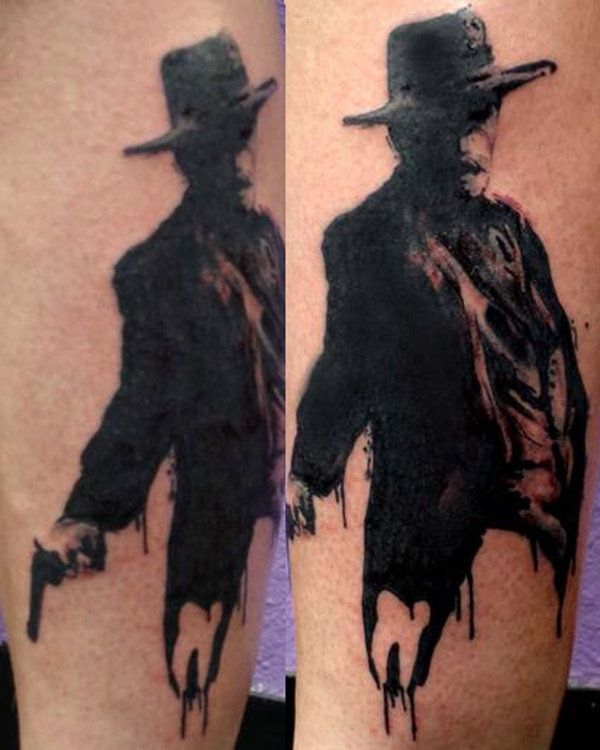 Doc Holliday Tattoo : holliday, tattoo, Holliday, Tattoos, Google, Search, Holliday,, Henry