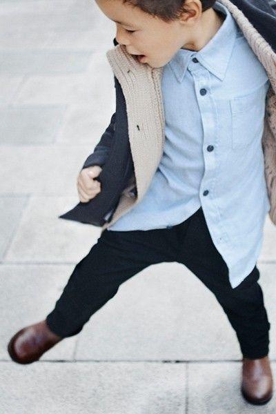 Pak de stijl van deze stijlvolle jongen - ♥Kindermodeblog.nl