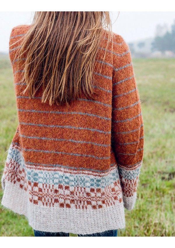 Dorthe Skappel vous révèle dans cet ouvrage de tricot, des créations ...