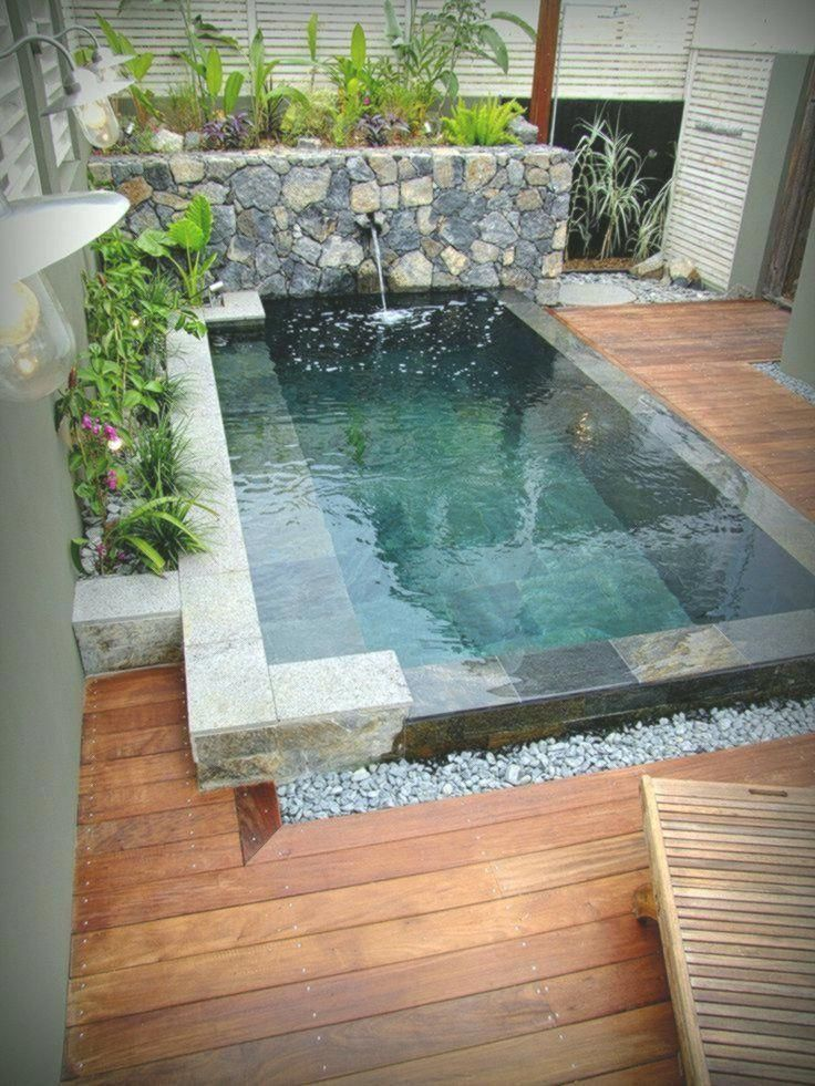 30 Beautiful Swimming Pool Design Ideas To See More Read It En 2021 Piscine Amenagement Paysager Amenagement Jardin Terrasse Piscine Piscine Et Jardin