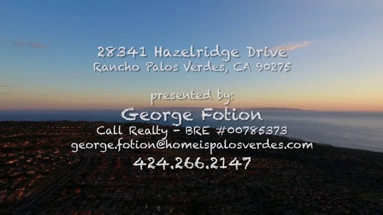 Panoramic Ocean View Homes Rancho Palos Verdes CA