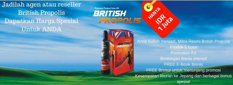 British Propolis Indonesia Bisnis British Propolis