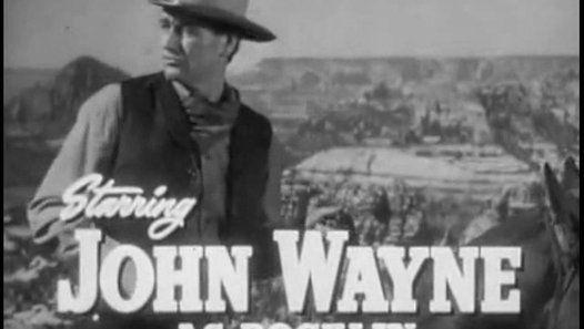 How tall was john wayne