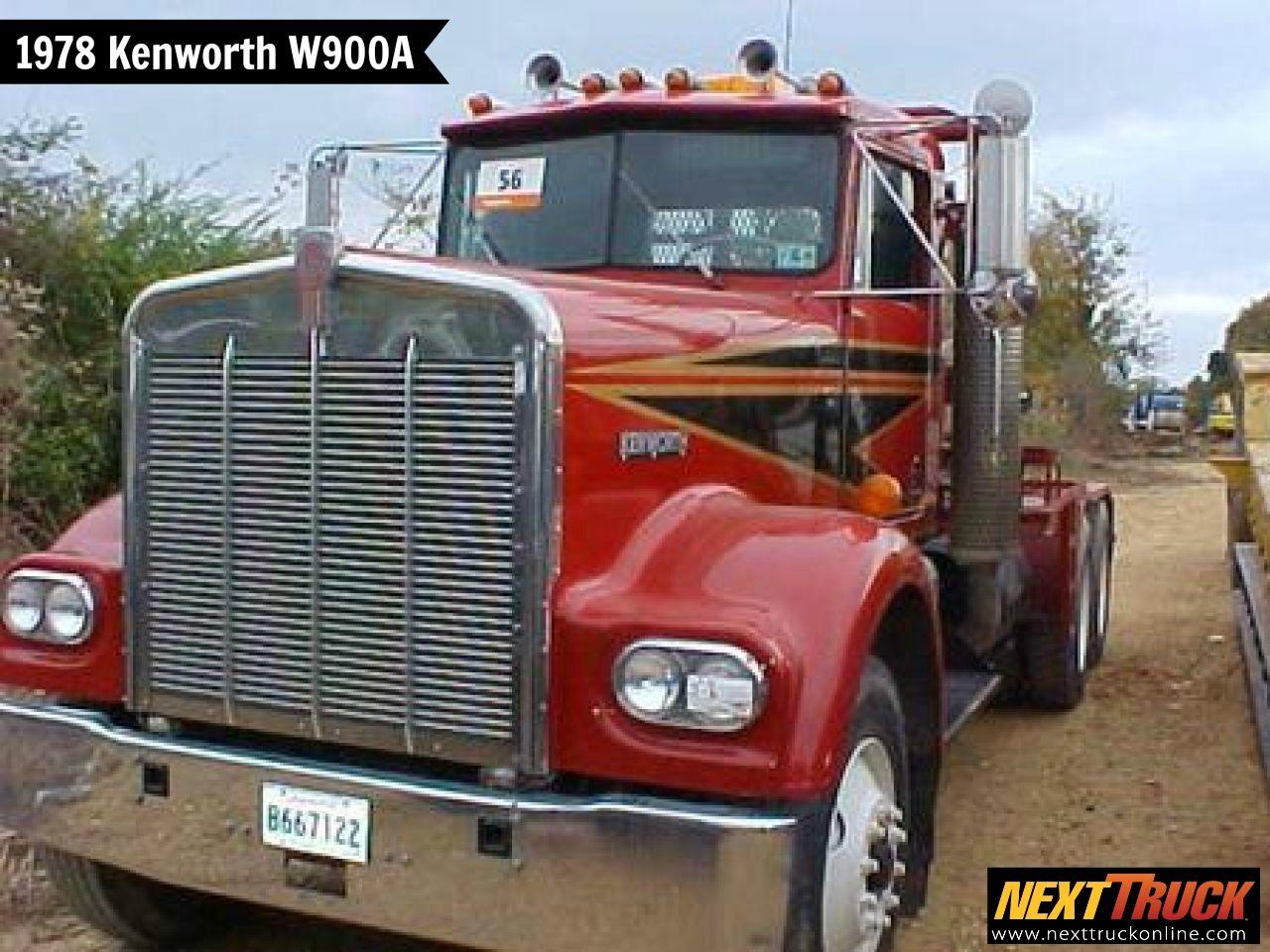 Kenworth Trucks, Kenworth