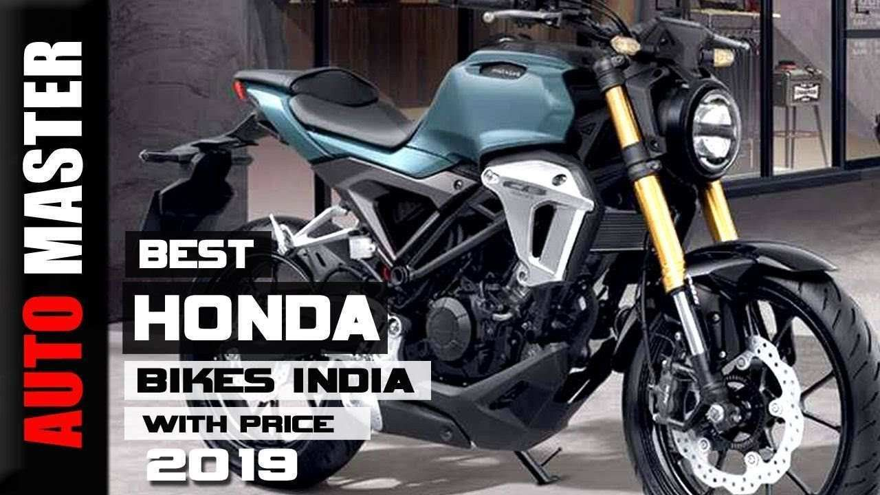 Honda Bikes In India 2020 Concept di 2020