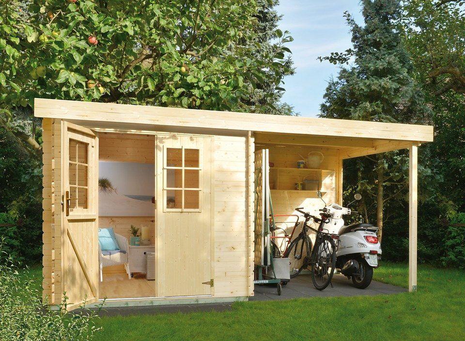 Fußboden Gartenhaus Zumba ~ Luoman set gartenhaus lillevilla « bxt cm