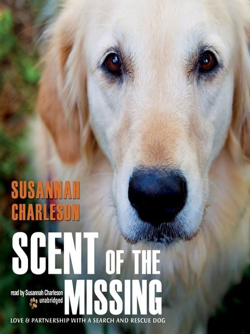 Excellent Book About A Search And Rescue Dog And Owner Search