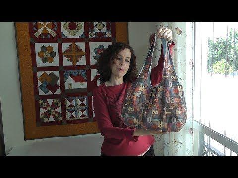 Cómo hacer 5 bolsos de tela