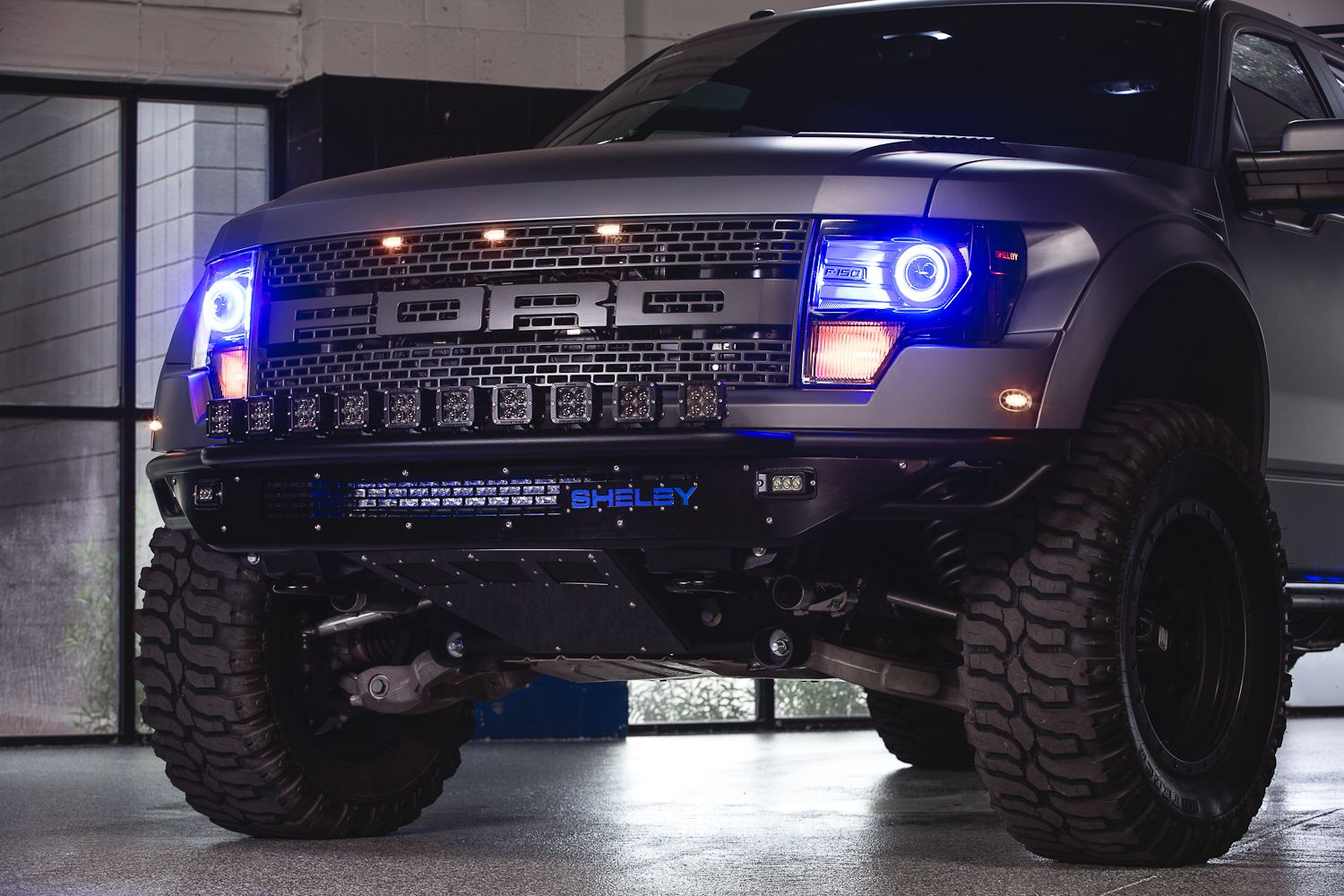 Take your raptor to the next level with some add