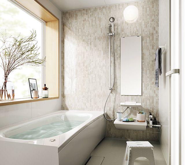 イメージ写真からバスルームを探す システムバスルーム Panasonic バスルーム ユニットバスルーム 浴室 洗面台