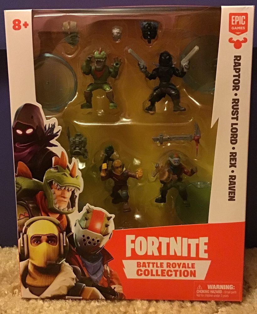 Fortnite Battle Royale Collection Rarest Toy New Moose Toy Fortnite Figure Squad Pack Wave 1 Action Figure Toy Toys Hobbies Action Figures