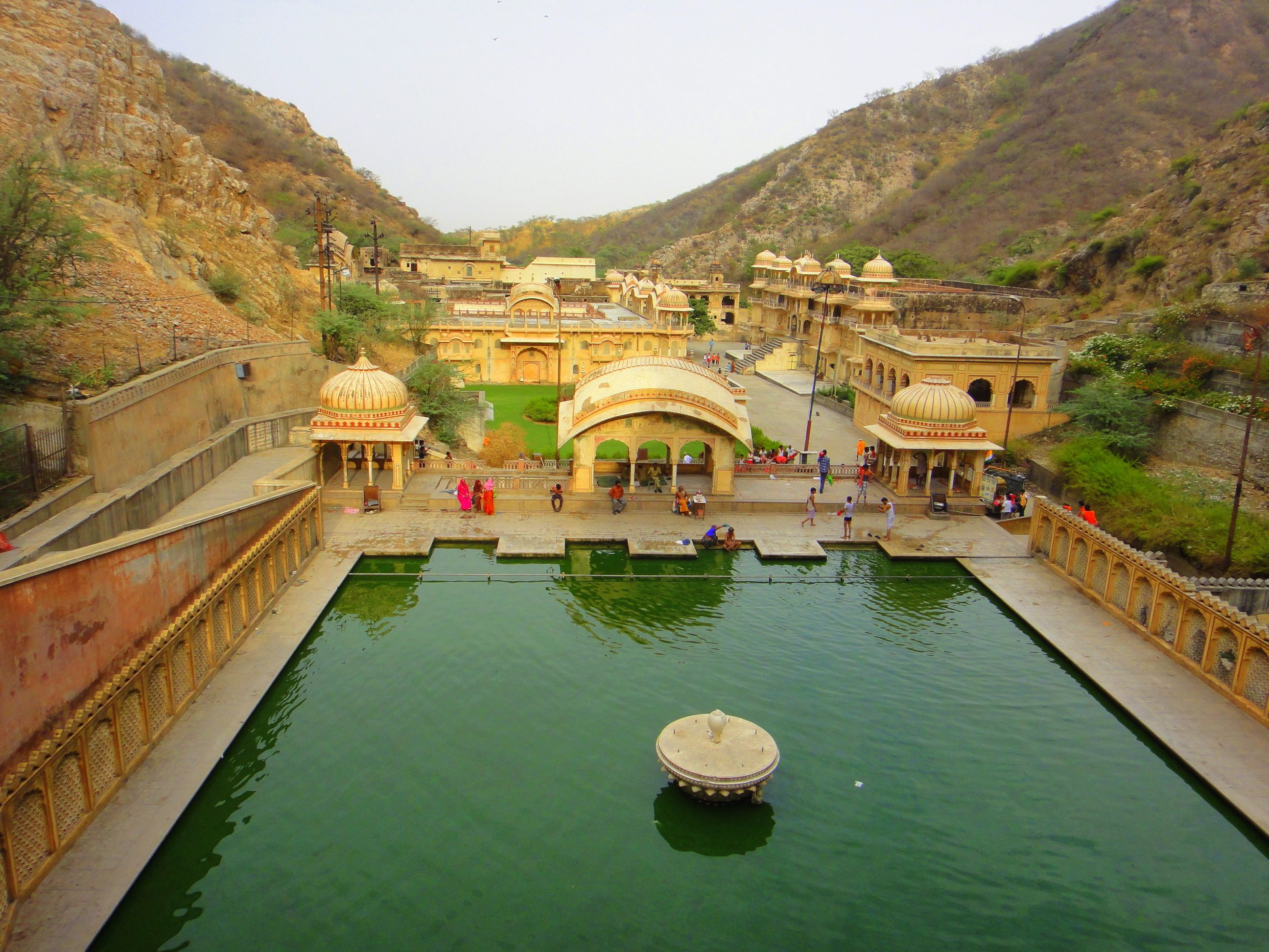 Jaipur is capital of Rajasthan, India and popular tourist destination in India. #Jaipur Day Tour with #Monkey #Temple is attractive deal including all sightseeing #Amber Fort, #JalMahal, #Galtaji (Monkey Temple), #City Palace and #Jantar Mantar. Book #Day tour now @ http://bhatitours.com/jaipur-day-tour-with-monkey-temple more mail us - info@bhatitours.com