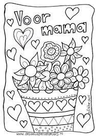 Afbeeldingsresultaat Voor Kleurplaten I Love You Mama Kleurplaten