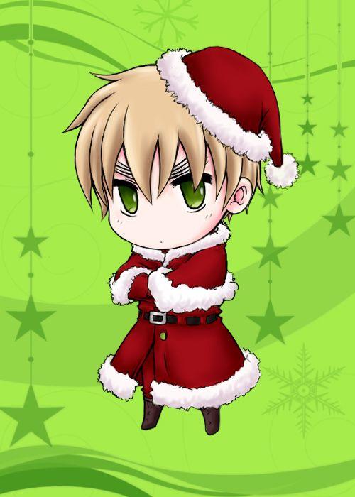 Hetalia Merry Christmas Chibi By Albioncheshire On Deviantart Chibi Hetalia Anime Christmas