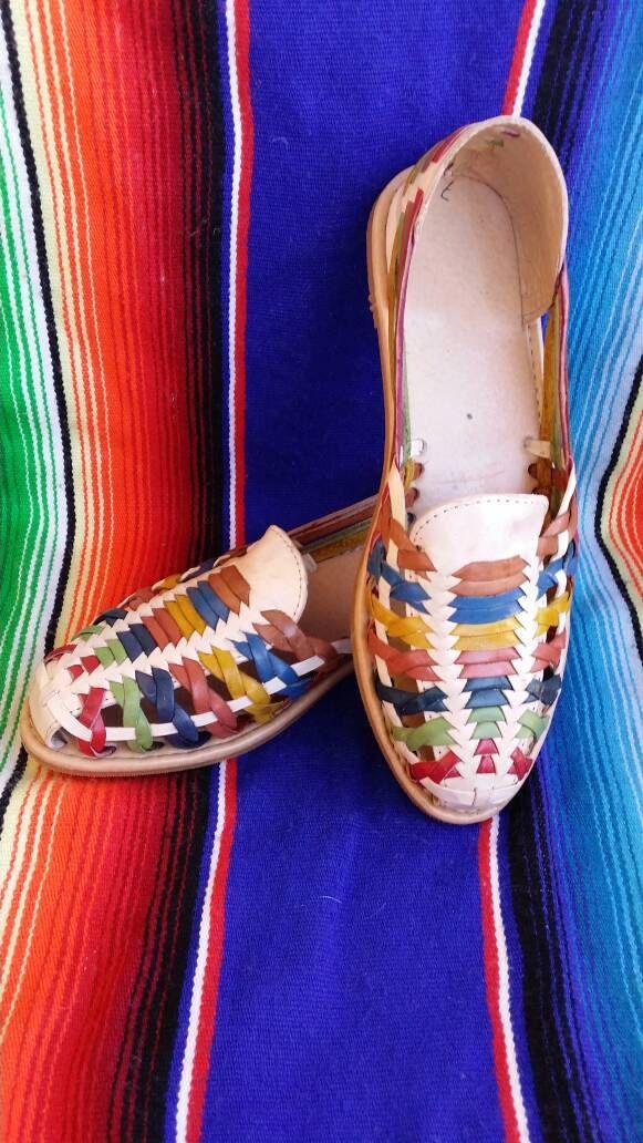 e87cf343bb7a Women s Leather Huaraches