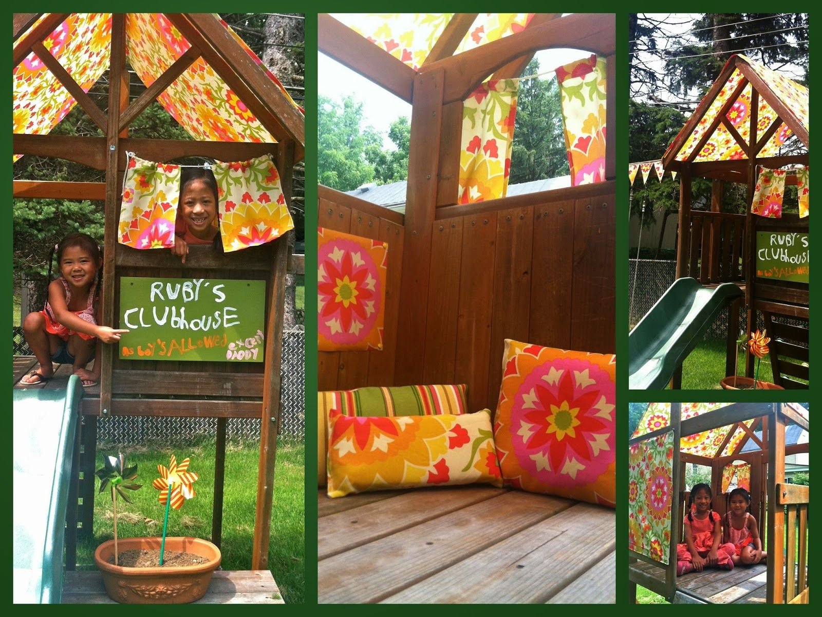 How to turn that old swing set into a pretty amazing space! Fun summer DIY or custom made tarps by Pretti Mini! www.etsy.com/shop/prettimini Wanna save 10% on all orders? It's easy! Subscribe to our VIP CLUB to get the coupon code! You'll be the first to know about our sales and promotions, AND get sneak peaks at all newest goods! Just cut and paste this into your browser to sign up:   http://eepurl.com/4KyWb