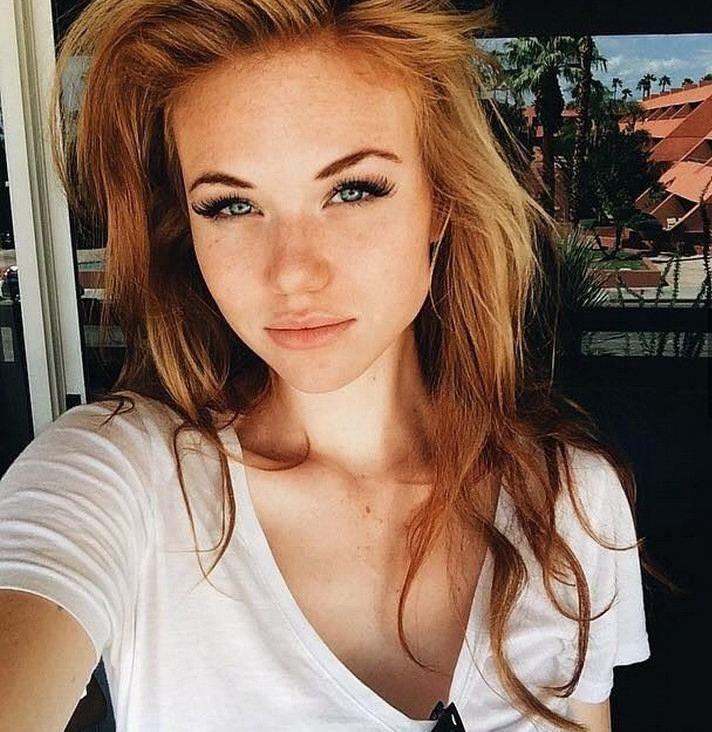 blond v nitien tout ce qu 39 il faut savoir sur cette nuance particuli re redheads ginger hair. Black Bedroom Furniture Sets. Home Design Ideas