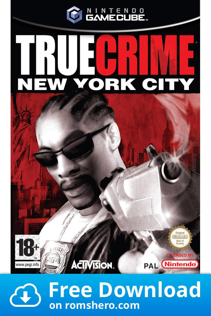 Download True Crime New York City GameCube ROM in 2020