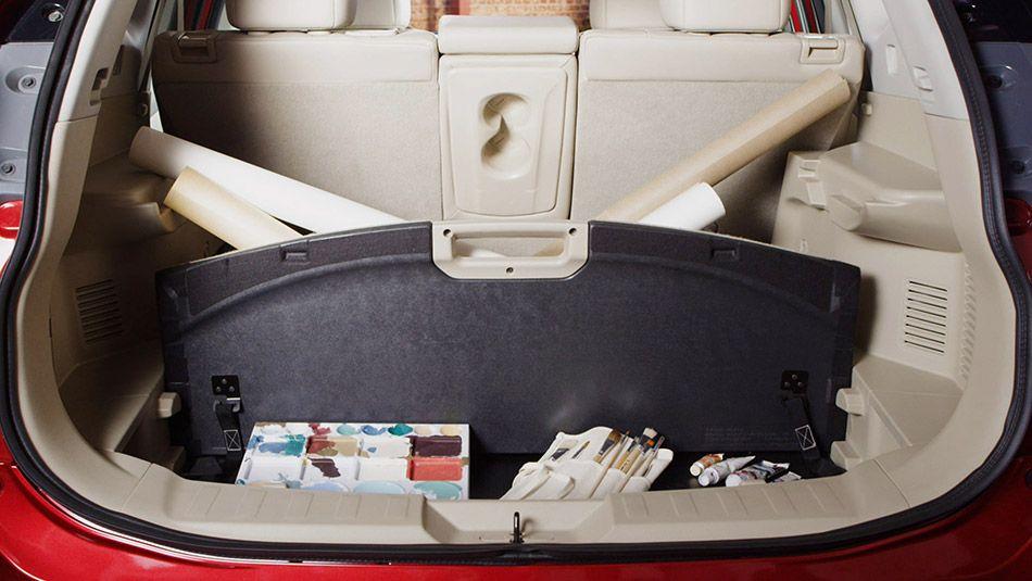 Nissan Rogue Interior Space Cargo Fastcarsx Com Nissan Rogue Interior Nissan Rogue Nissan