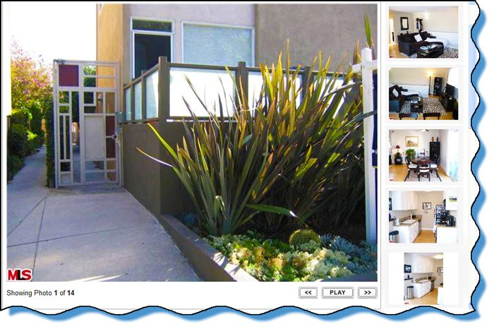Santa Monica 2 Bed 2 Bath Intimate Condo Complex With Wonderful Curb Appeal This Stylish 2 Beach House Condos Apartments For Rent Outdoor Kitchen Design
