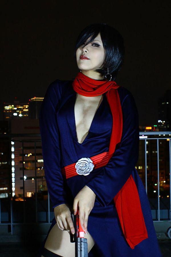 Carla Radames Resident Evil 6 By 0kasane0 On Deviantart Kawaii