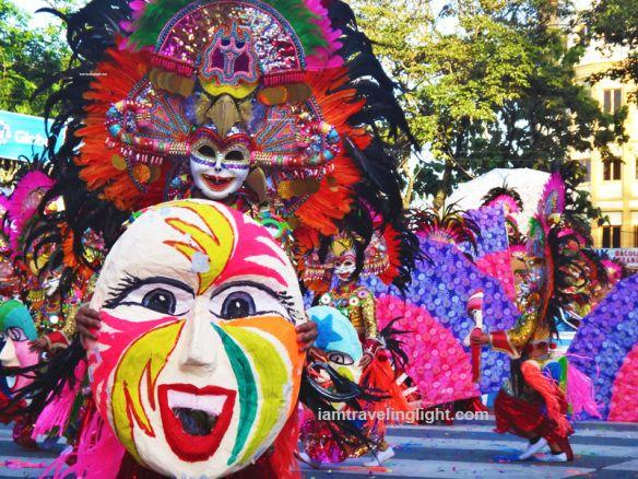 Carnival Ideas Masskara Festival Street Dance Community Art