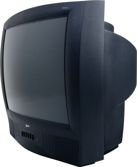 Old Television Old Tv Black And White Olds