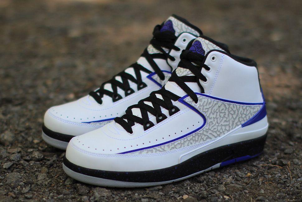 sports shoes 75001 75a91 Air Jordan 2
