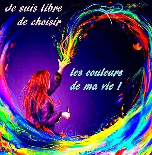 Les couleurs de la vie   citations et poèmes