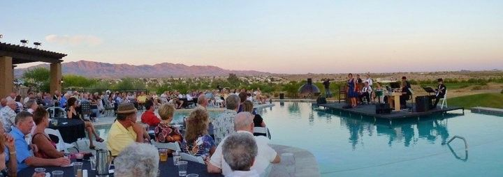 Refuge Golf Country Club Lake Havasu City Az Weddings Desert Course