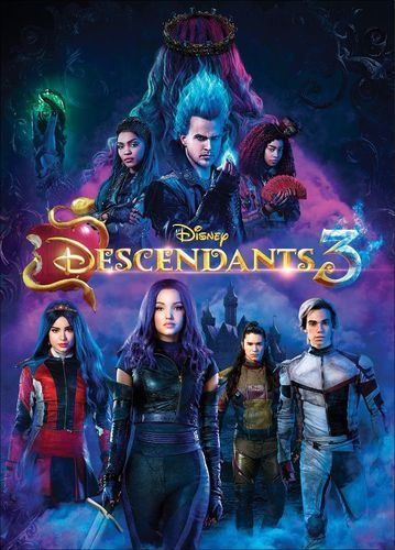 Descendants 3 [DVD] [2019] #descendants3
