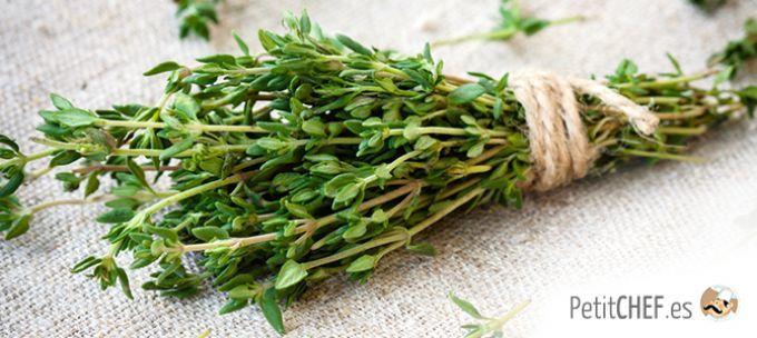 Las 10 hierbas que debes conocer para cocinar con más sabor