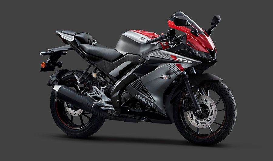 Yamaha R15 V3 Gets Dual Channel Abs Yamaha Yzf Yamaha Bikes Yamaha