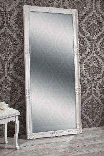 Wandspiegel Spiegel Weiss Barock Alaine 180 X 80 Cm Http Www