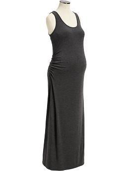 01193d479a818 Maternity Tank Maxi Dresses | Old Navy | Maternity waterfall ...