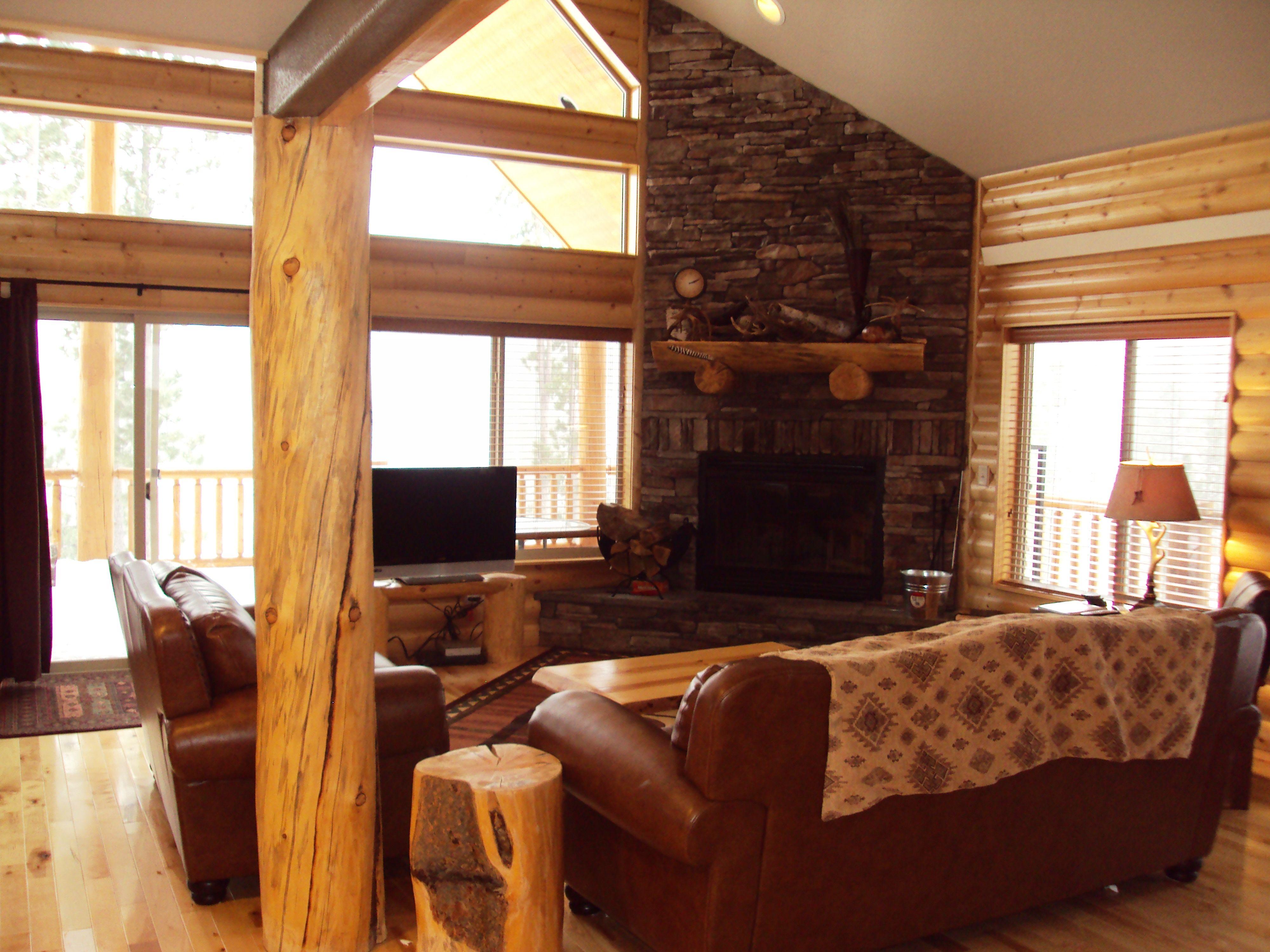 Aspen Ridge Red Cabin Terry Peak Skiing Black Hills South