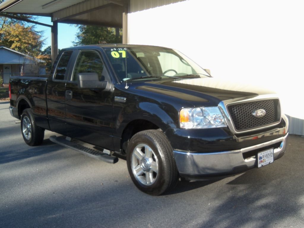 Barnes Used Cars Of The CSRA 2007 Ford F150 North