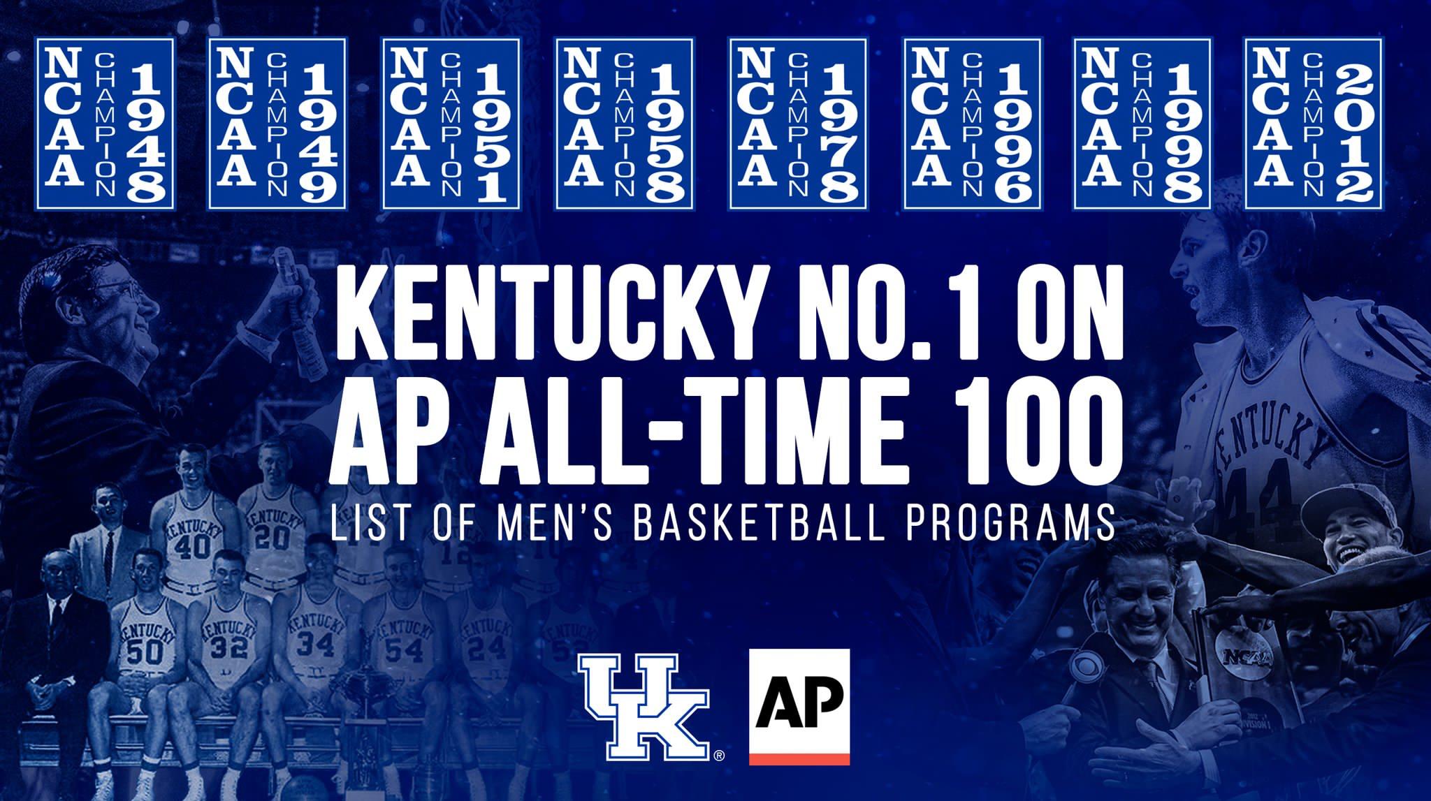 Kentucky   Kentucky, Basketball program, University of ky