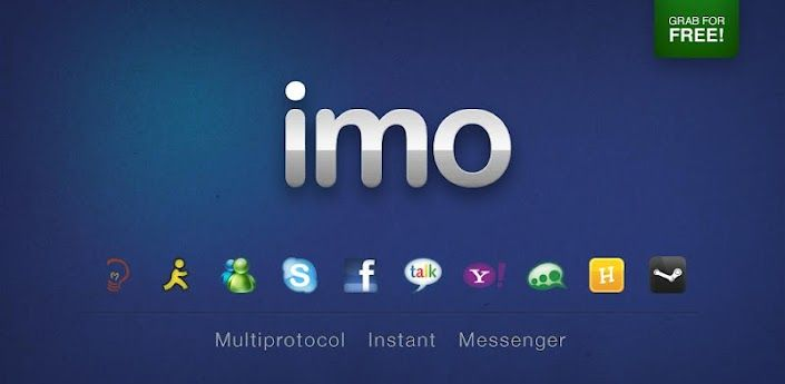 imo.im An IM client for Skype, Facebook, Google Talk, MSN