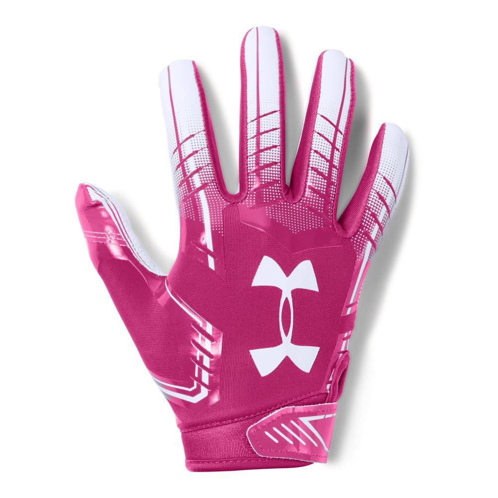 Boys ua f6 football gloves in 2020 football gloves