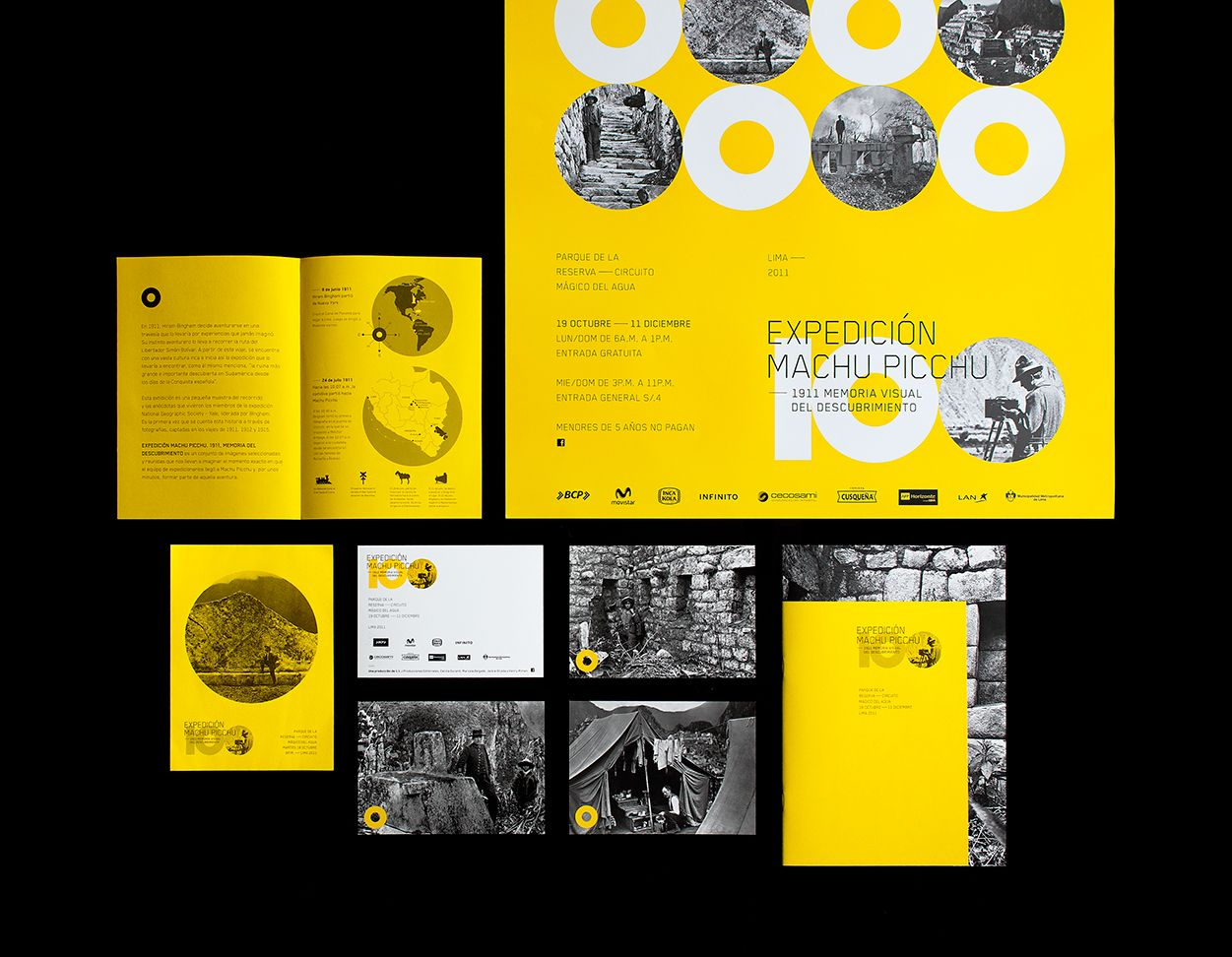 Check Out This Behance Project Expedicion Machu Picchu