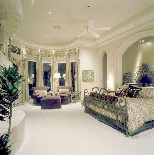 Diseño y decoración de dormitorios y recámaras, Dormitorios - decoracion de recamaras matrimoniales