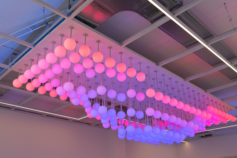 Led Design Led Verlichting Lighting Digidot Globe Concept By Inventdesign Www Inventdesign Nl Bar Interior Led Design