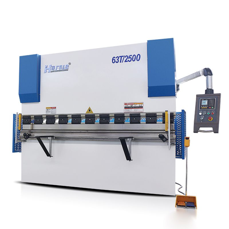 Sheet Metal Bending Brake We67k 63t 2500 Hydraulic Press Brake Machine With E21 For Sale If You Are Interested In This Machine Please Contact Me E Mail Inf
