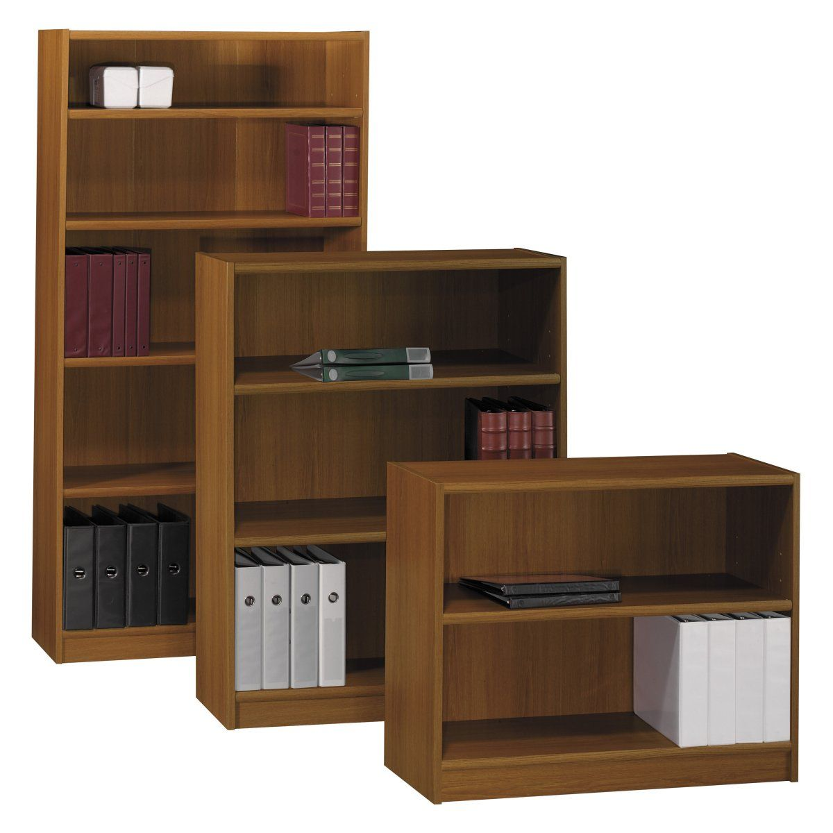 Bush Universal Bookcases Oak 73 Usd On From Galore 30