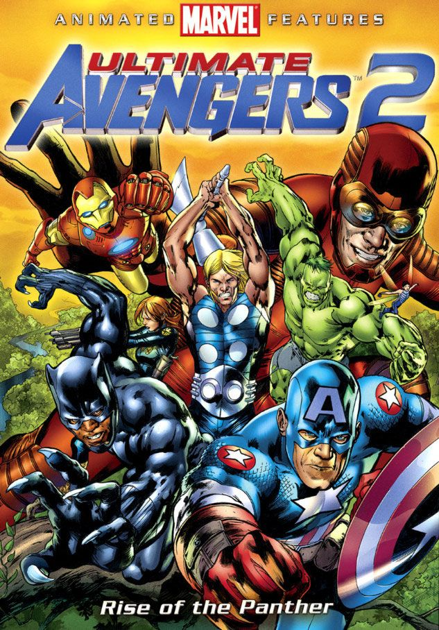 Captain America 2 Streaming Vf : captain, america, streaming, 810.-, Ultimate, Avengers, Panther, (2006), Director:, Meugniot,, Richard, Sebast, Marvel, Animation,, Movies,