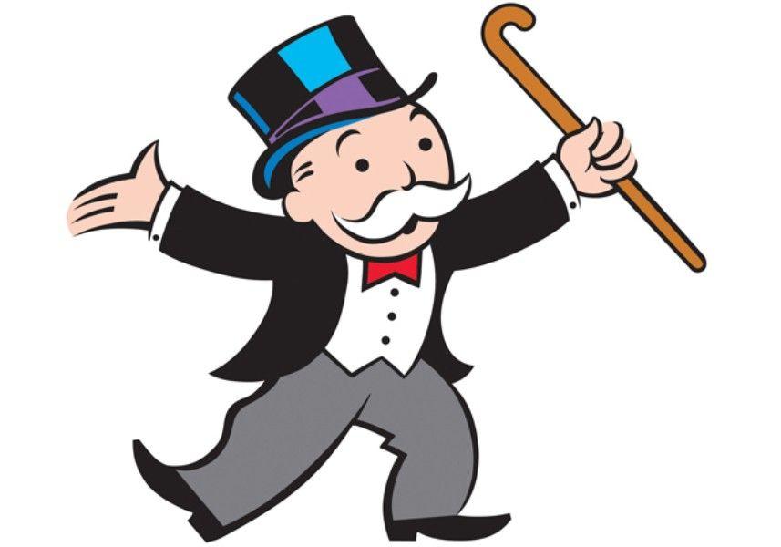 monopoly clip art pinterest monopoly and clip art rh pinterest com Fake Money Clip Art Play Money Clip Art