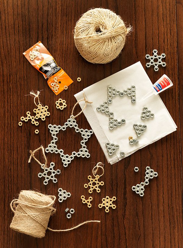 Quick Christmas Craft Ideas Part - 47: 10 Quick Christmas Craft Ideas - The Home Depot
