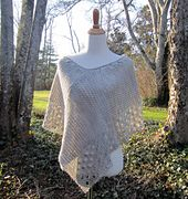 Ravelry: Kelley's Ponchito pattern by Julie Blagojevich